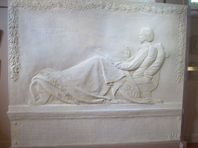 Sculpture at Saint-Gaudens National Historical Site